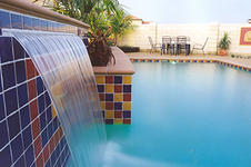 Pool Water Features | Gold Coast