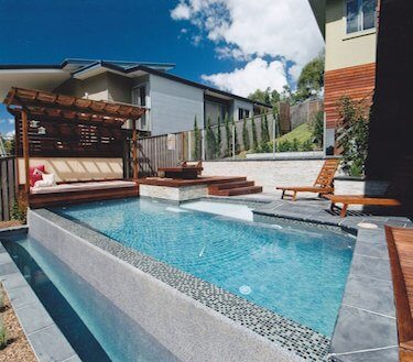 burleigh pools custom swimming pool design builders gold coast